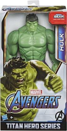 Avengers Hulk Deluxe - Titan Hero, Blast Gear