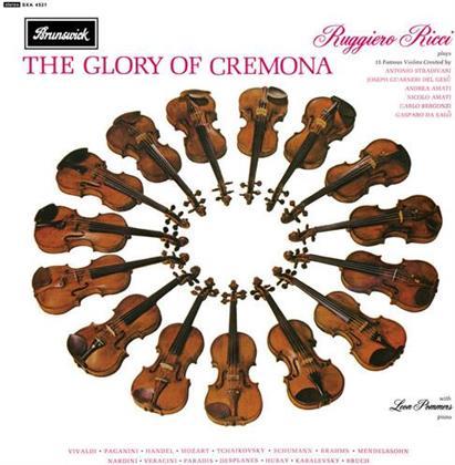 Desplanes, Pietro Nardini (1722-1793), Antonio Vivaldi (1678-1741), Niccolo Paganini (1782-1840) & Wolfgang Amadeus Mozart (1756-1791) - Glory Of Cremona (LP)