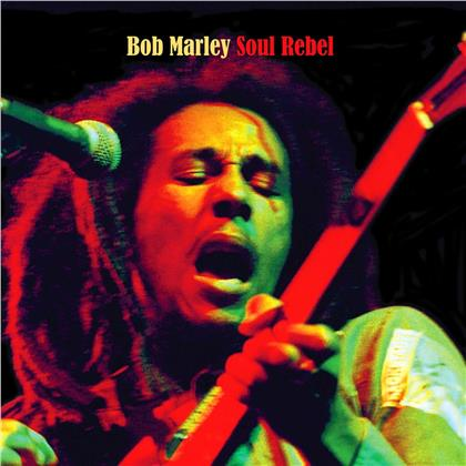 Bob Marley - Soul Rebel (Limited Edition, Green Vinyl, LP)