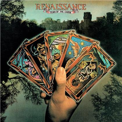 Renaissance - Turn Of The Cards (Expanded Edition, Remastered, 3 CDs + DVD)