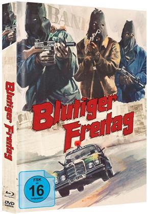 Blutiger Freitag (1972) (Limited Edition, Mediabook, Blu-ray + DVD)