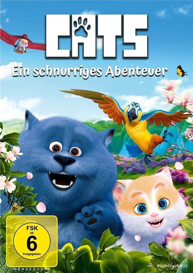 Cats - Ein schnurriges Abenteuer (2018)