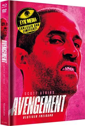 Avengement - Blutiger Freigang (2019) (Cover E, Limited Edition, Mediabook, Blu-ray + DVD)