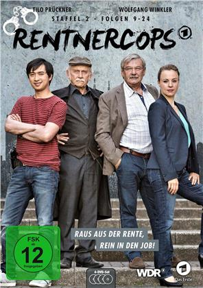 Rentnercops - Staffel 2 (4 DVDs)