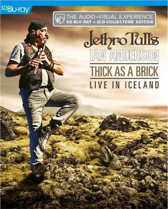 Ian Anderson (Jethro Tull) - Thick As A Brick - Live In Iceland (2 CD + Blu-ray)