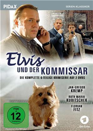 Elvis und der Kommissar - Die komplette 6-teilige Krimiserie (Pidax Serien-Klassiker, 2 DVDs)