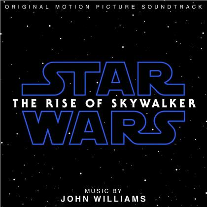 John Williams (*1932) (Komponist/Dirigent) - Star Wars: The Rise Of Skywalker - OST - Disney (Jewelcase)