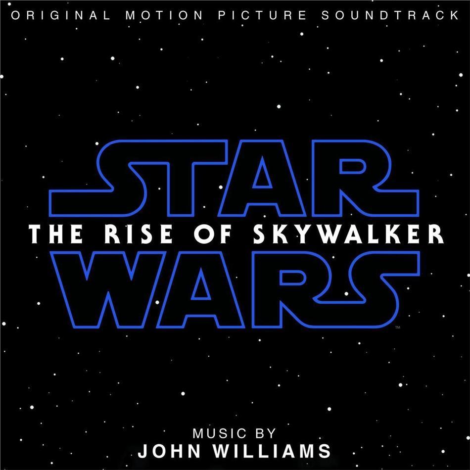 John Williams (*1932) (Komponist/Dirigent) - Star Wars: The Rise Of Skywalker - OST - Disney (Jewelcase)