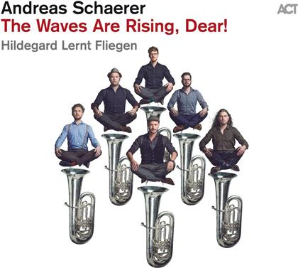 Andreas Schaerer - The Waves Are Rising. Dear! (Limited Edition, LP)