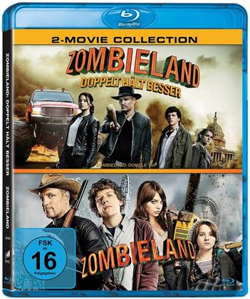 Zombieland 1 & 2 (2 Blu-rays)