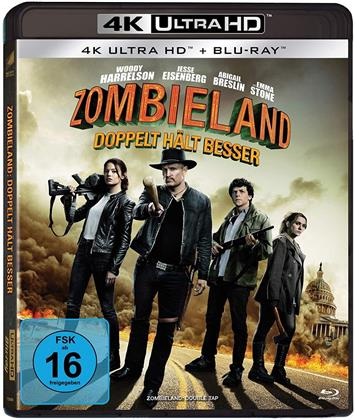 Zombieland 2 - Doppelt hält besser (2019) (4K Ultra HD + Blu-ray)