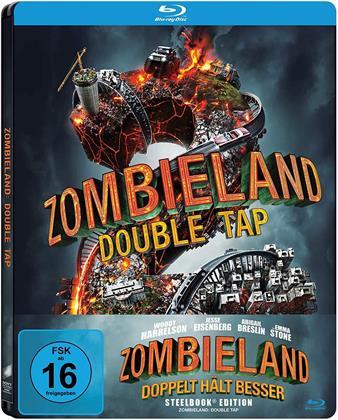 Zombieland 2 - Doppelt hält besser (2019) (Limited Edition, Steelbook)