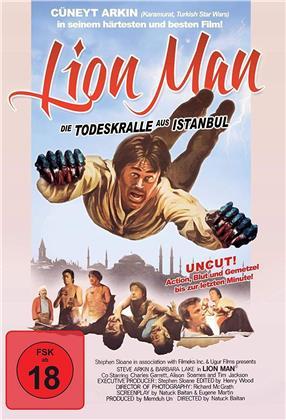 Lion Man - Die Todeskralle aus Istanbul (1975) (Uncut)