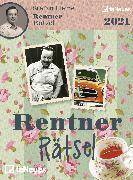 Stefan Heine Rentnerrätsel 2021 - Tagesabreißkalender - 11,8x15,9 - Rentnerkalender - Rentnerrätsel - Rätselkalender