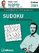 Stefan Heine Sudoku mittel bis schwierig 2021 - Tagesabreißkalender -11,8x15,9 - Rätselkalender - Knobelkalender