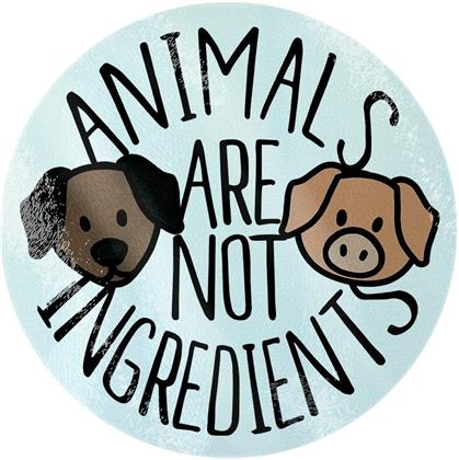 Animals Are Not Ingredients - Chopping Board