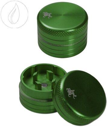 Black Leaf Mini Grinder - 2-teilig, green