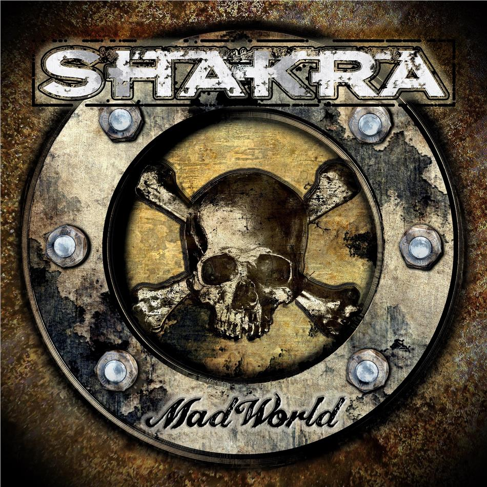 Shakra - Mad World (Digipack)