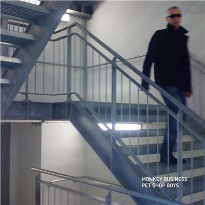 """Pet Shop Boys - Monkey Business (12"""" Maxi)"""