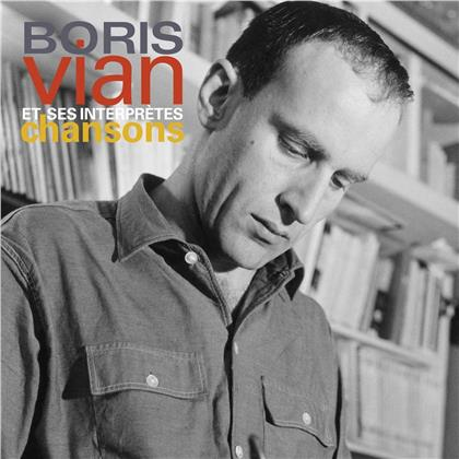 Boris Vian - Chansons (2 LPs)