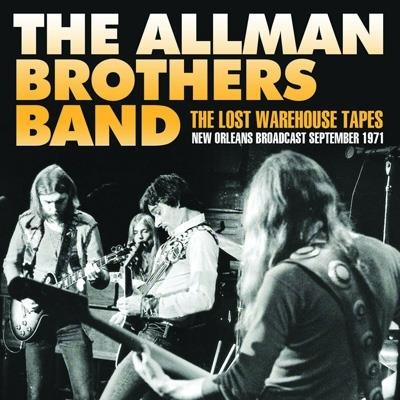The Allman Bros Band - The Lost Warehouse Tapes Radio Broadcast New Orleans 1971