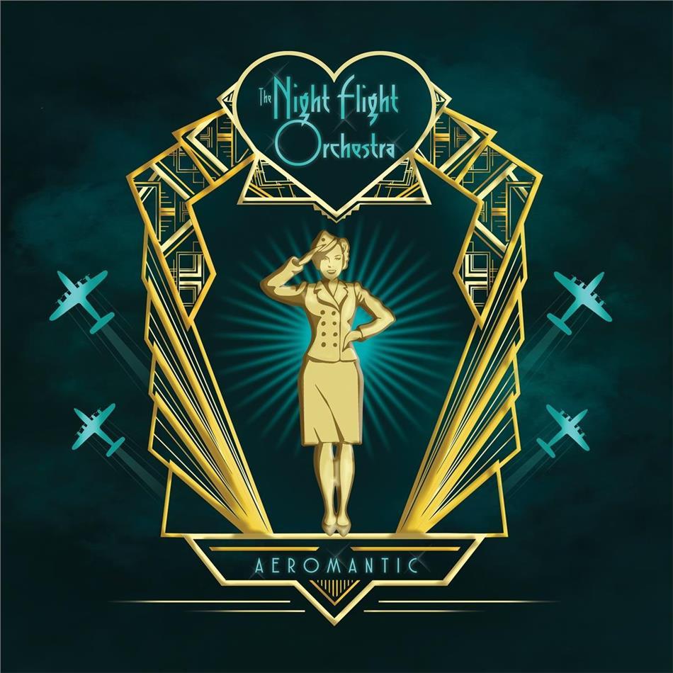 The Night Flight Orchestra - Aeromantic (2 LPs)