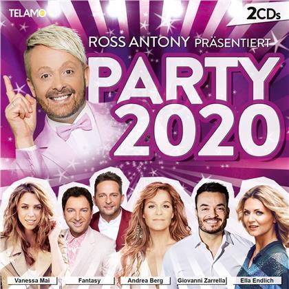 Ross Antony präsentiert: Party 2020 (2 CDs)