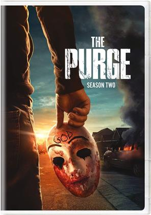 The Purge - Season 2 (2 DVDs)