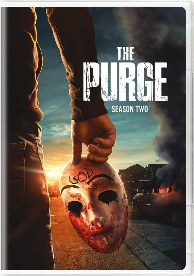 The Purge - Season 2 (2 DVDs)