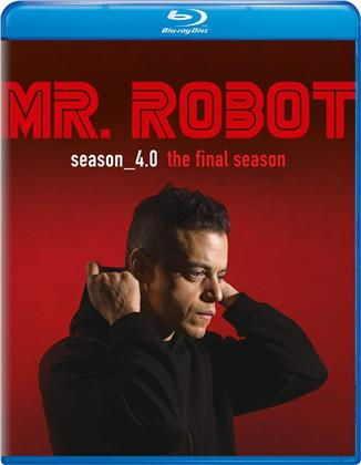 Mr. Robot - Season 4 - The Final Season (4 Blu-rays)