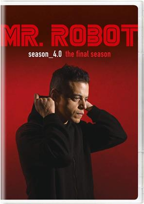 Mr. Robot - Season 4 (4 DVDs)