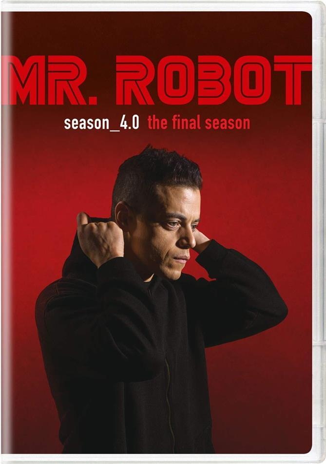Mr. Robot - Season 4 (4 DVDs)
