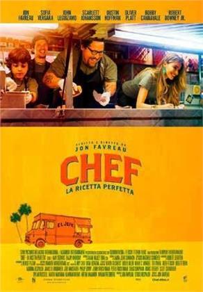 Chef - La ricetta perfetta (2014) (Riedizione)