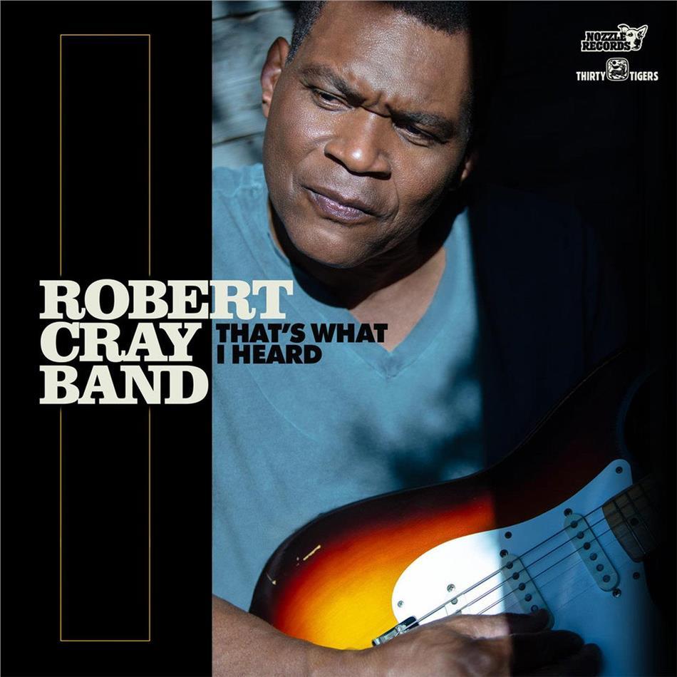 Robert Cray - That's What I Heard (LP)
