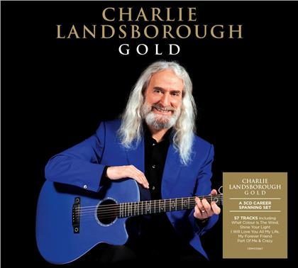 Charlie Landsborough - Gold (3 CDs)
