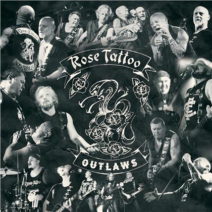 Rose Tattoo - Outlaws (Gatefold, Colored, LP)