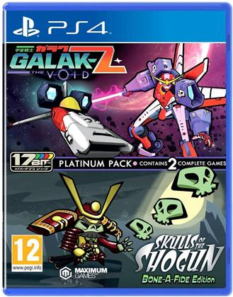Galak-Z The Void - Skulls of the Shogun Platinum Pack