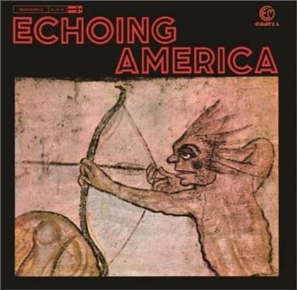 Giovanni Tommaso & Stefano Torossi - Echoing America (Clear Vinyl, LP)