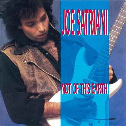Joe Satriani - Not Of This Earth (2020 Reissue, Music On CD)