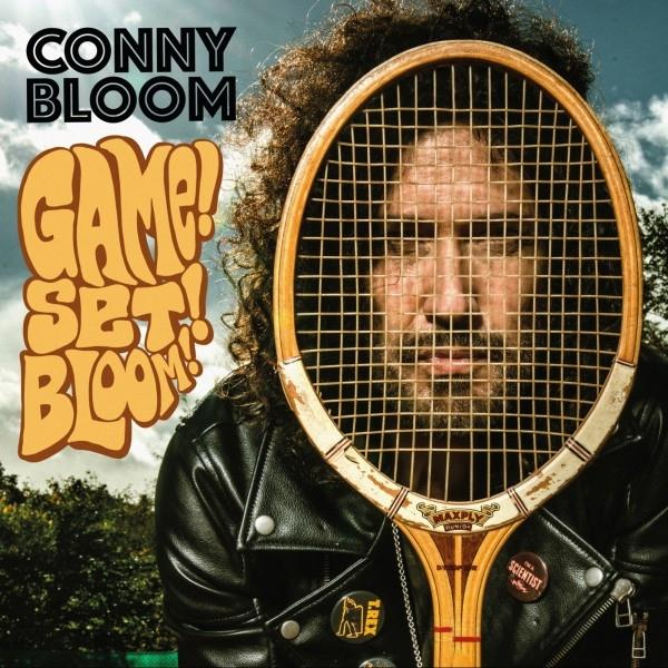 Conny Bloom (Electric Boys) - Game! Set! Bloom! (LP)