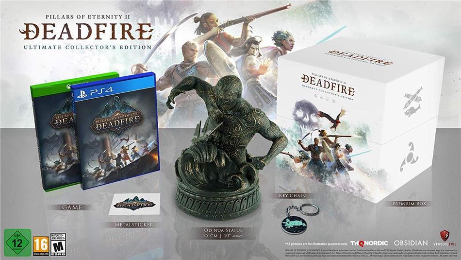 Pillars of Eternity 2: Deadfire (Collector's Edition)