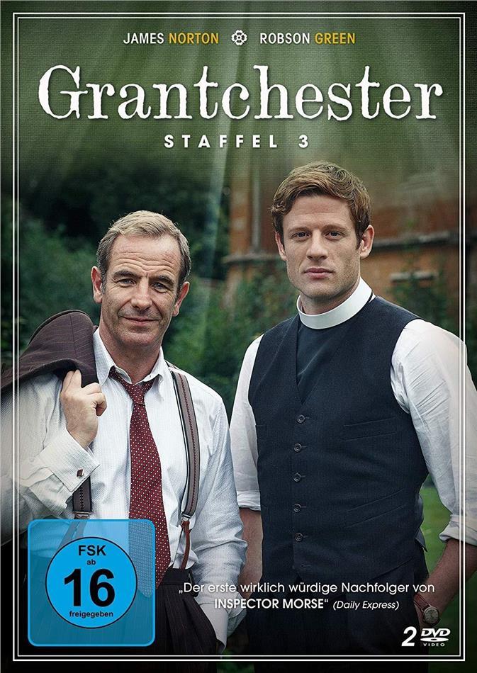 Grantchester - Staffel 3 (2 DVDs)