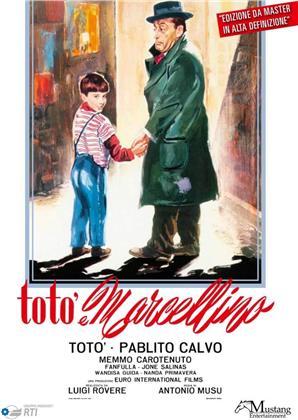 Totò e Marcellino (n/b, Riedizione)