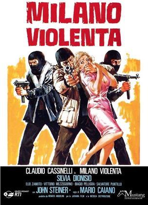 Milano violenta (1976) (Neuauflage)