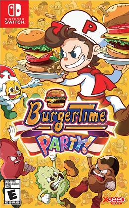 Burger Time Party