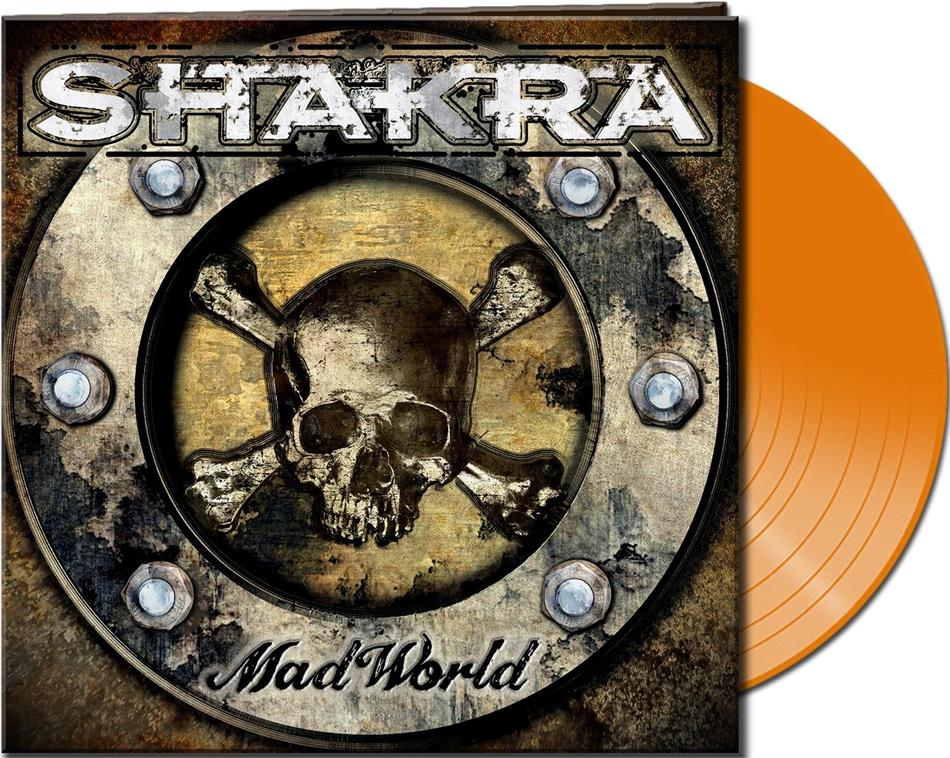 Shakra - Mad World (Gatefold, Orange Vinyl, LP)
