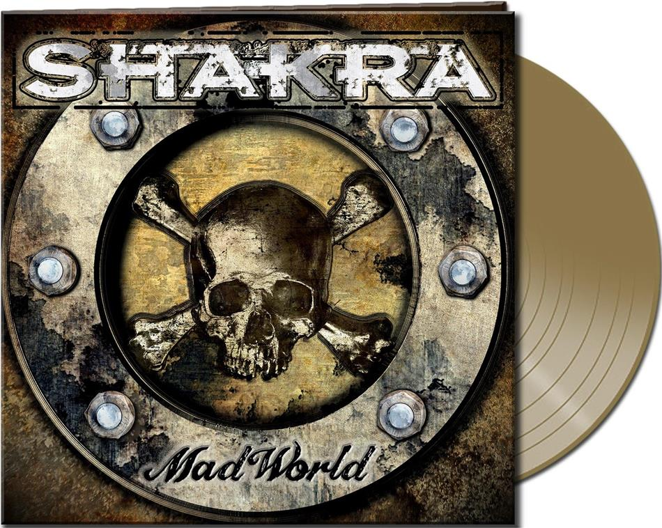 Shakra - Mad World (Gatefold, Gold Coloured Vinyl, LP)