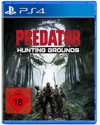 Predator Hunting Grounds (German Edition)