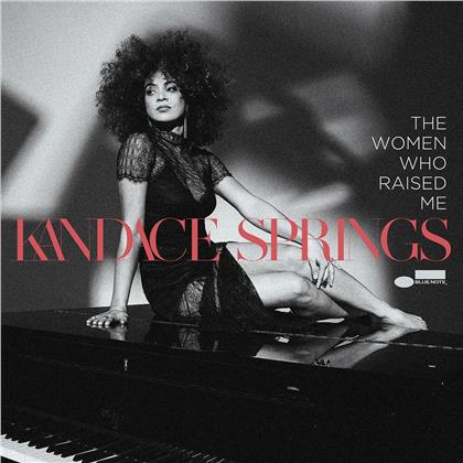 Kandace Springs - Women Who Raised Me (Blue Note, 2 LPs)