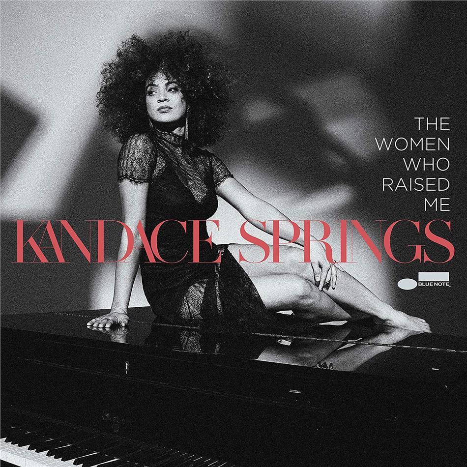 Kandace Springs - Women Who Raised Me